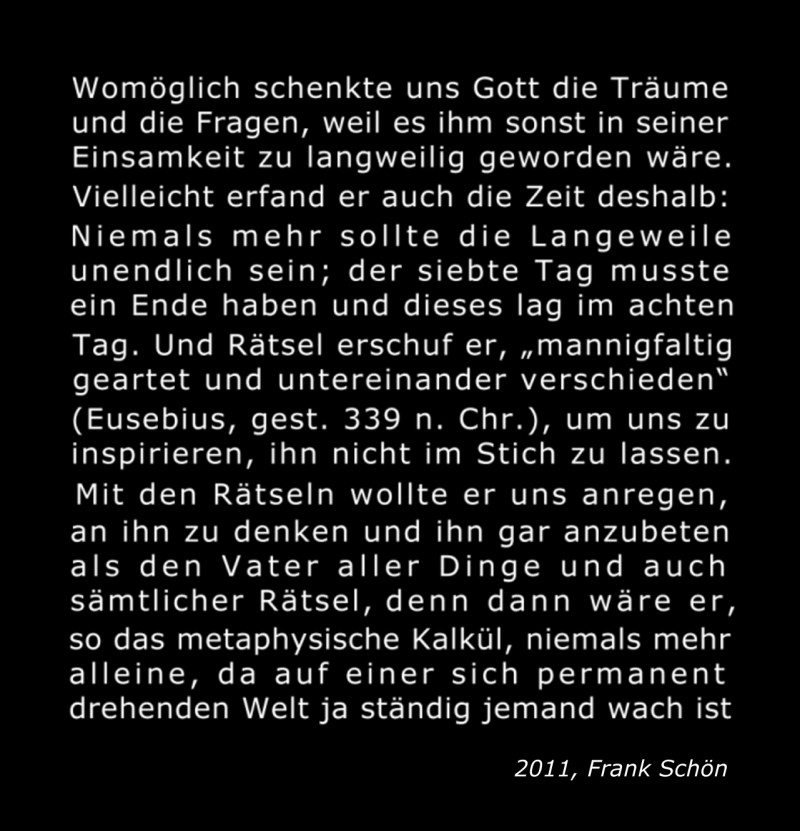 The 7th Day - Frank Schön