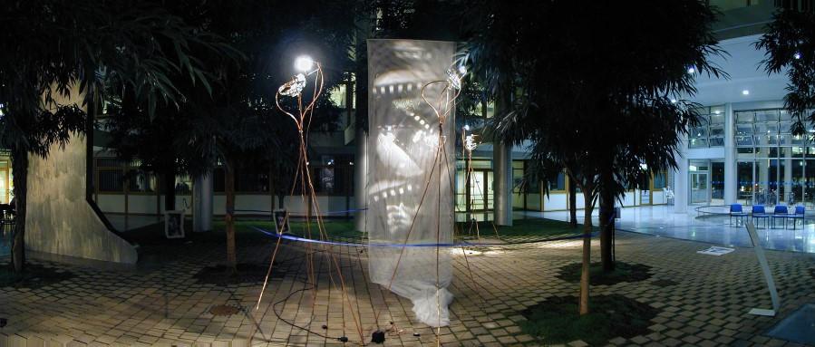 Dotyk motyla, KH Stuttgart, 2000