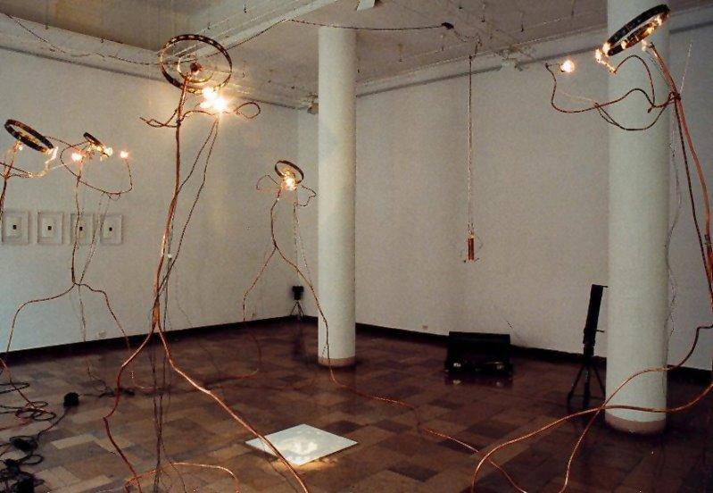 Dotyk motyla, BWA Wroclaw 1998