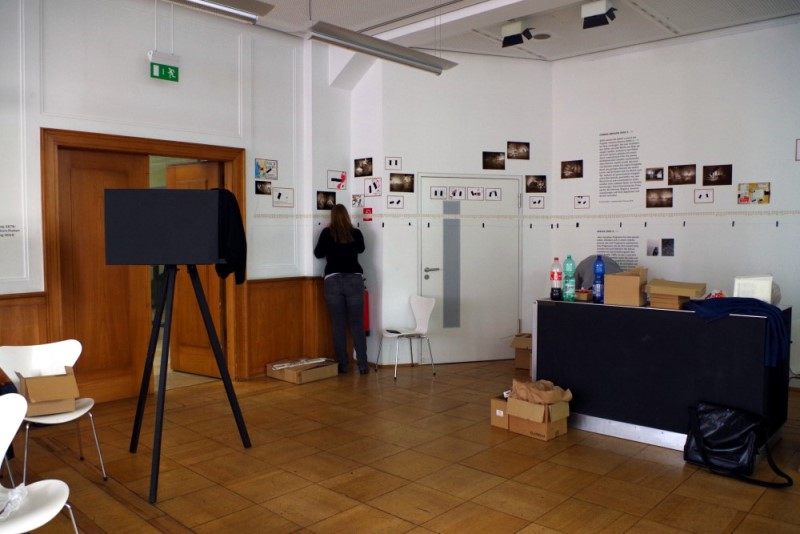 Vermessung der Zeit - Literaturhaus Stuttgart