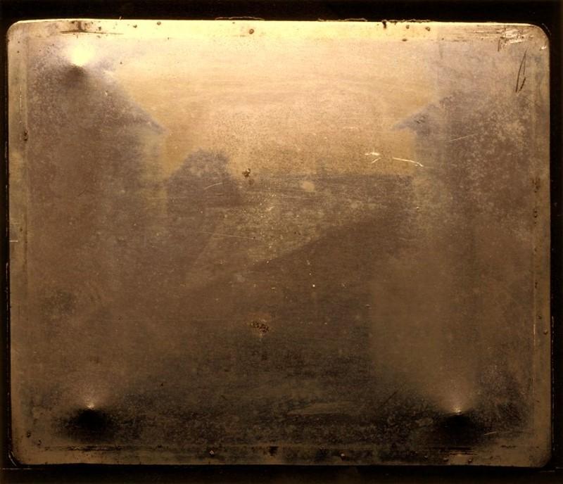 Heliographien nach Joseph Nicéphore Niépce