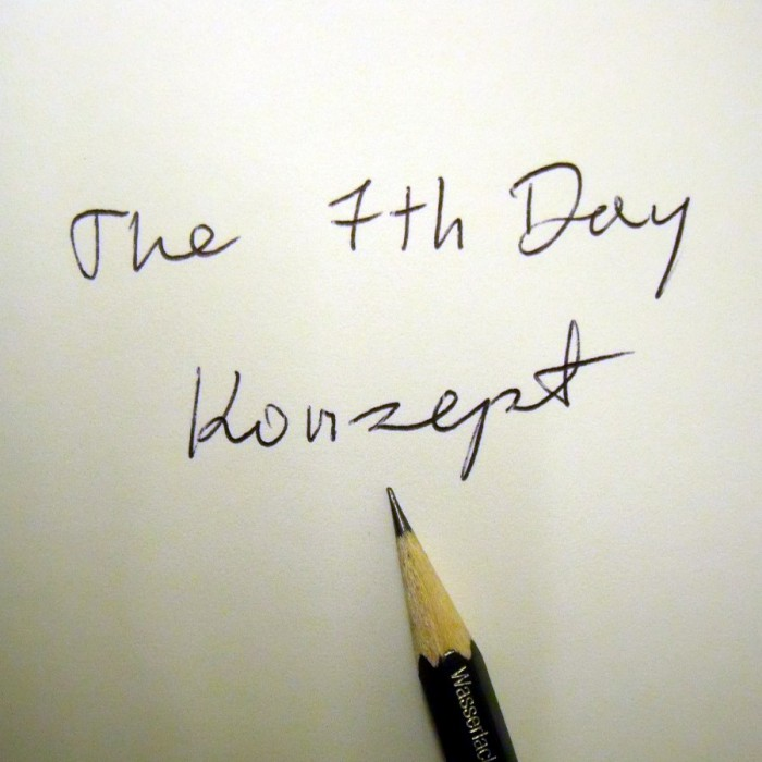 The 7th Day / Konzept