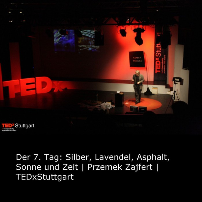 The 7th Day TEDx Stuttgart