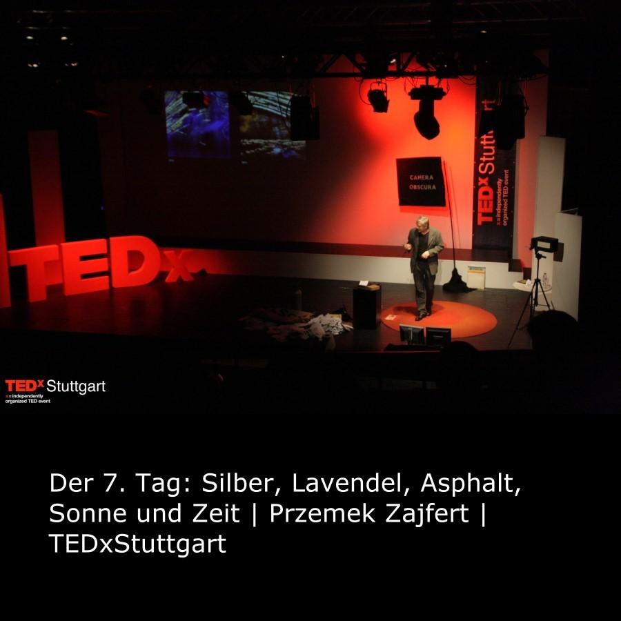 The 7th Day TEDx Stuttgart