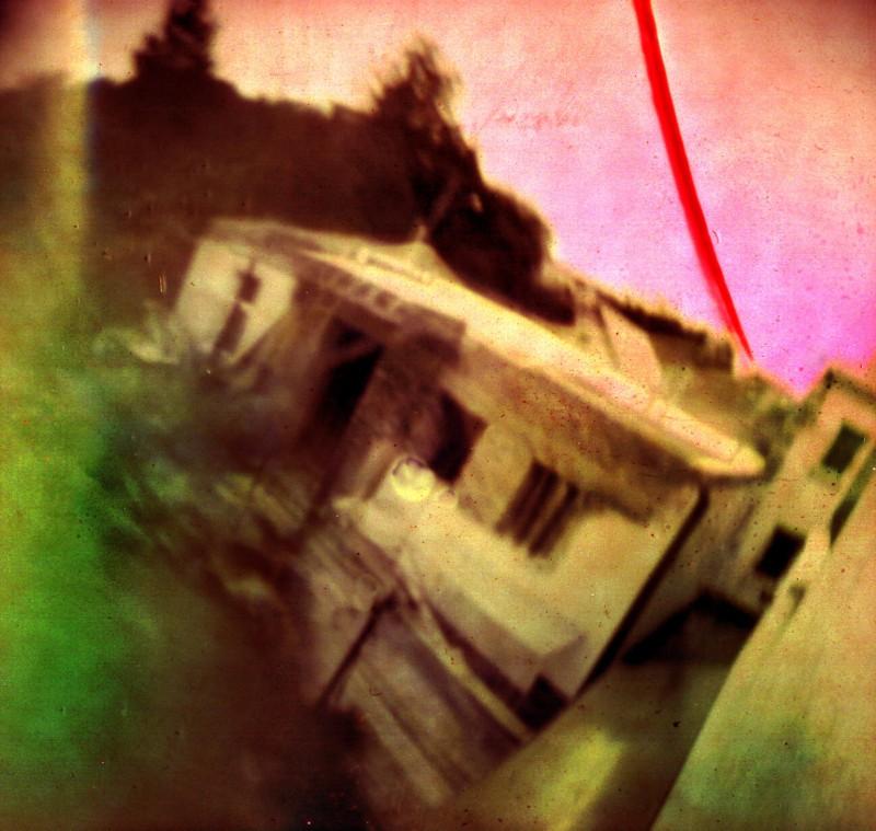 Camera Obscura - The 7th day No 5358, Julia Mykytjuk