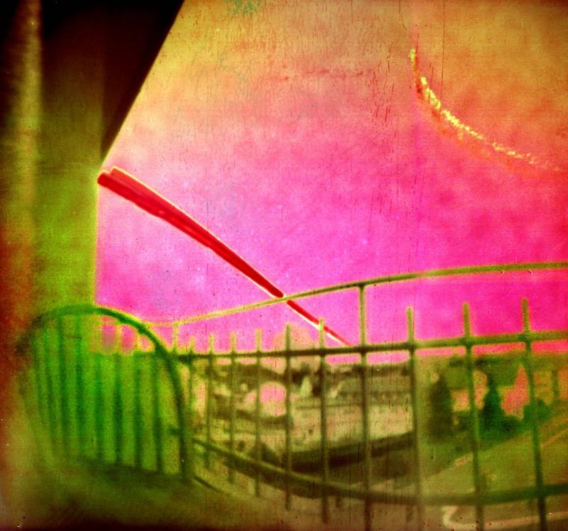 Camera Obscura - The 7th day No 5420, Magdalena Stefańska