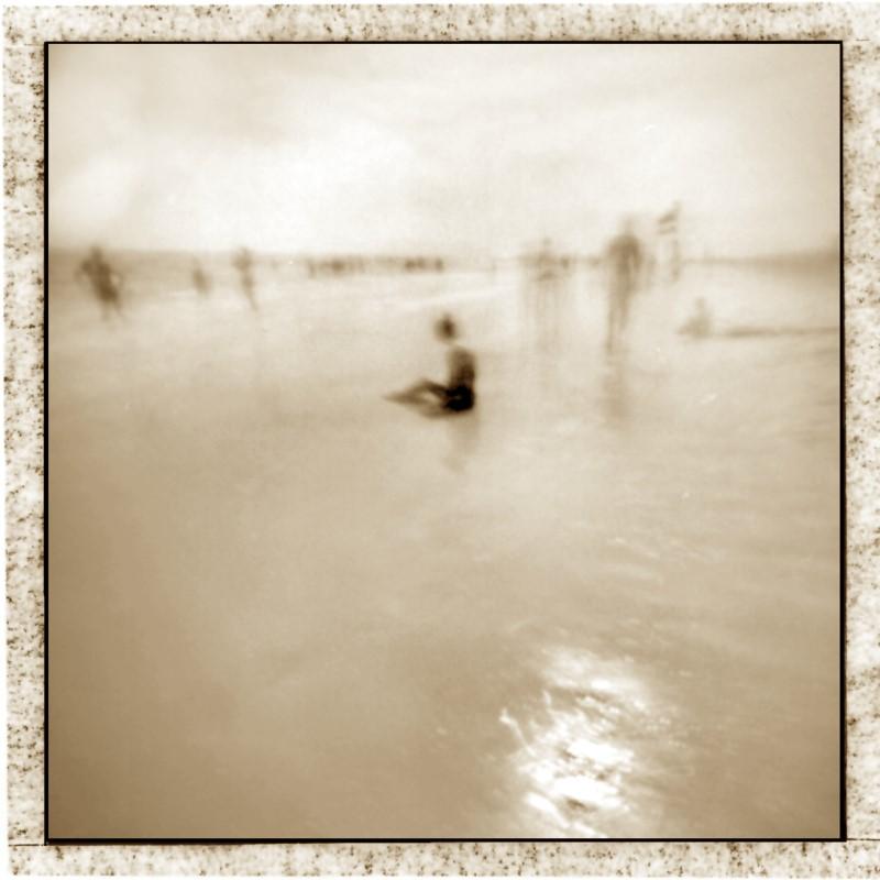Camera Obscura, das Mädchen und das Meer
