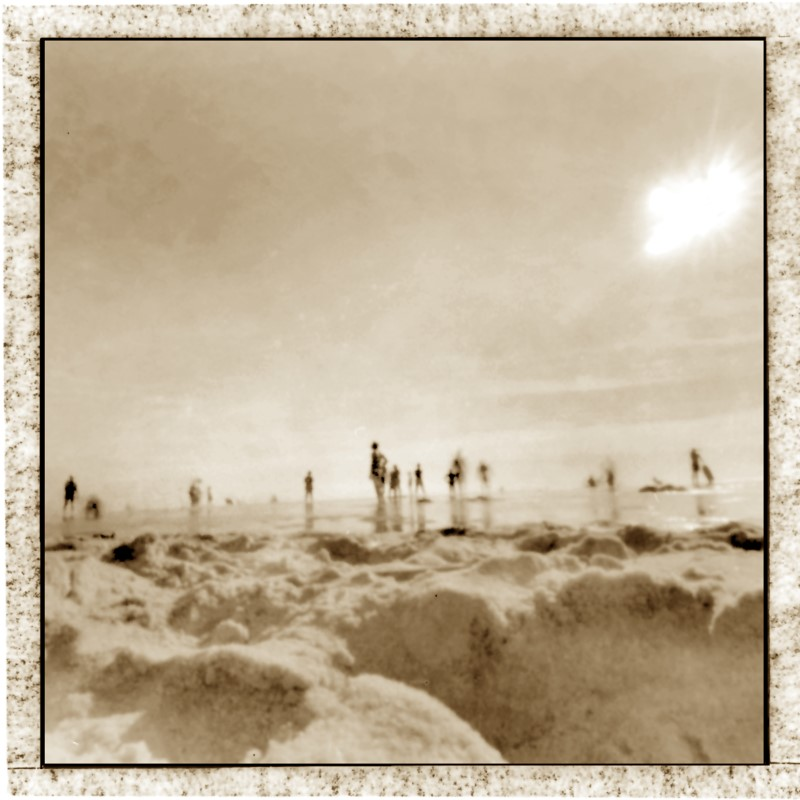 Camera Obscura, Strand, Atlantik