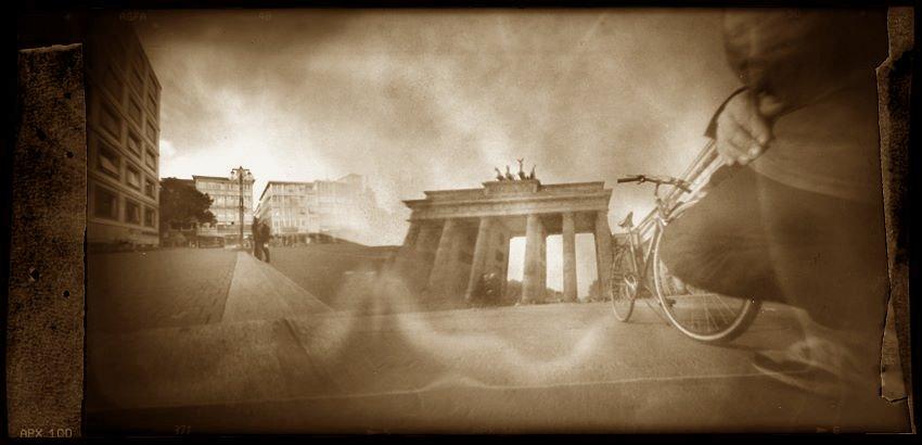 Camera Obscura Stuttgart-Berlin