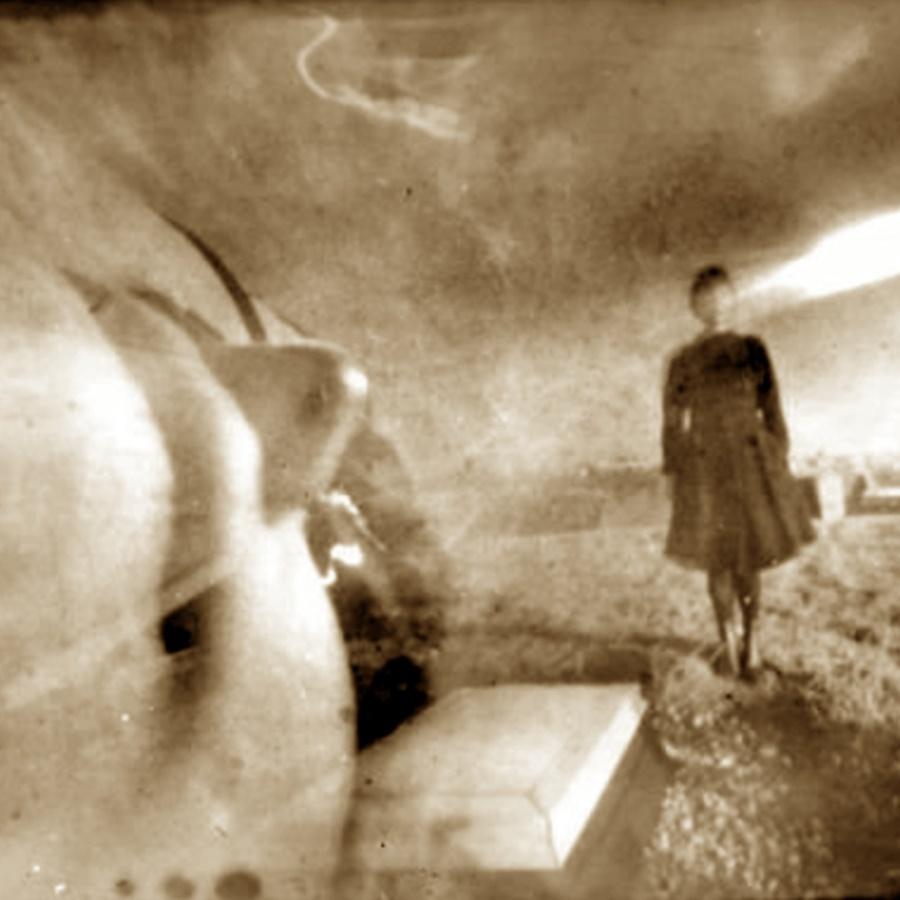 Camera Obscura - Stuttgart-Berlin, doppellbelichtungen