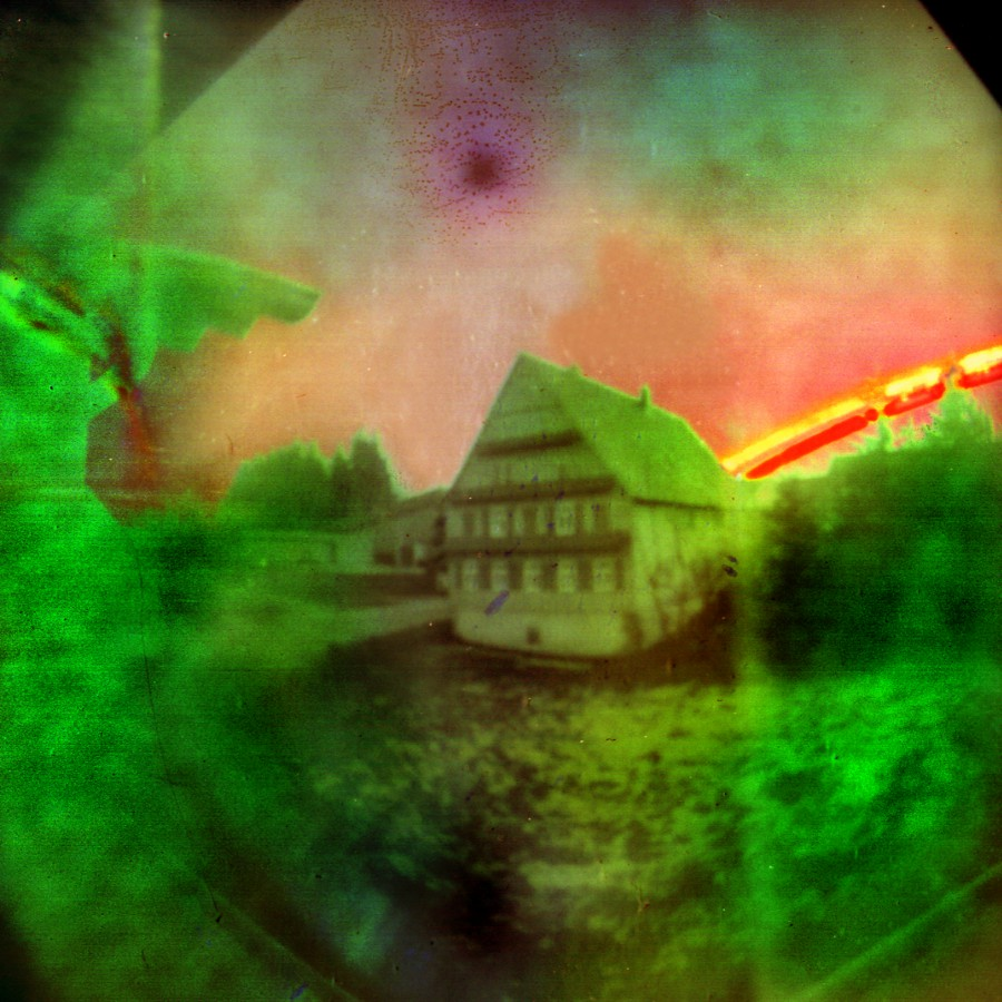 Camera Obscura, The 7th Day, No 4333, blackwood forest house, Dobel