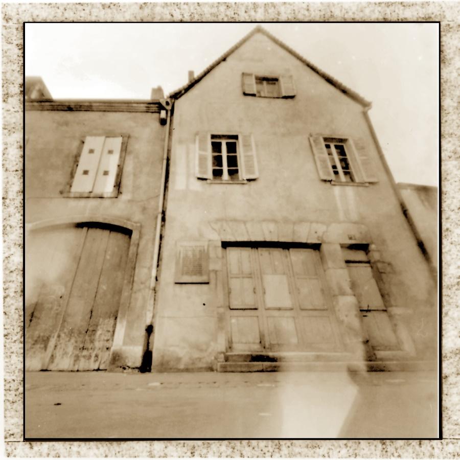 Geburtshaus von Joseph-Nicéphore Niépce, Chalon-sur-Saône, Rue de l'Oratoire