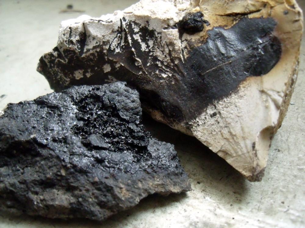 Natur Asphalt - aus Pyrimont