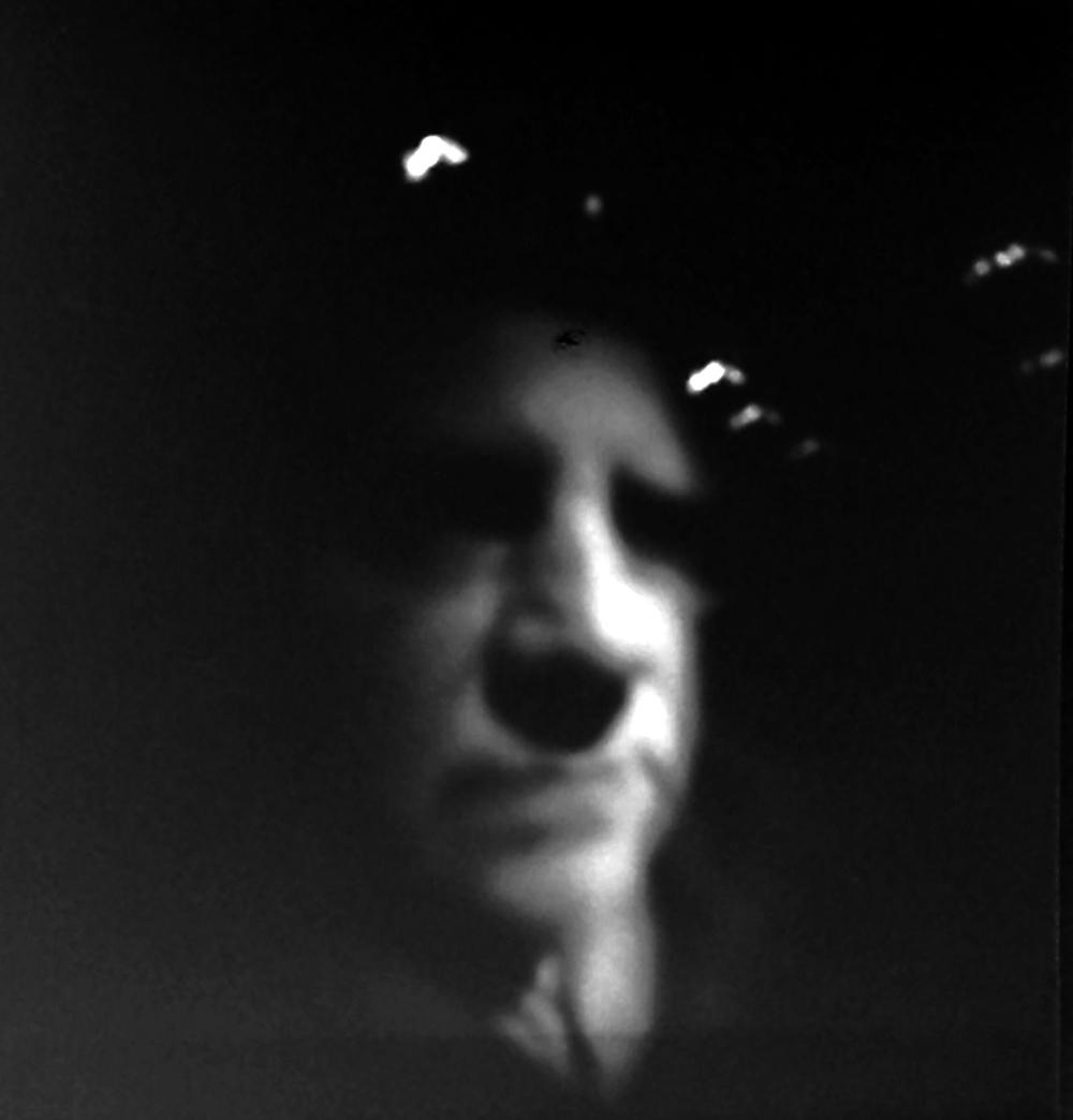 Selfie mit Lochkamera, No 21