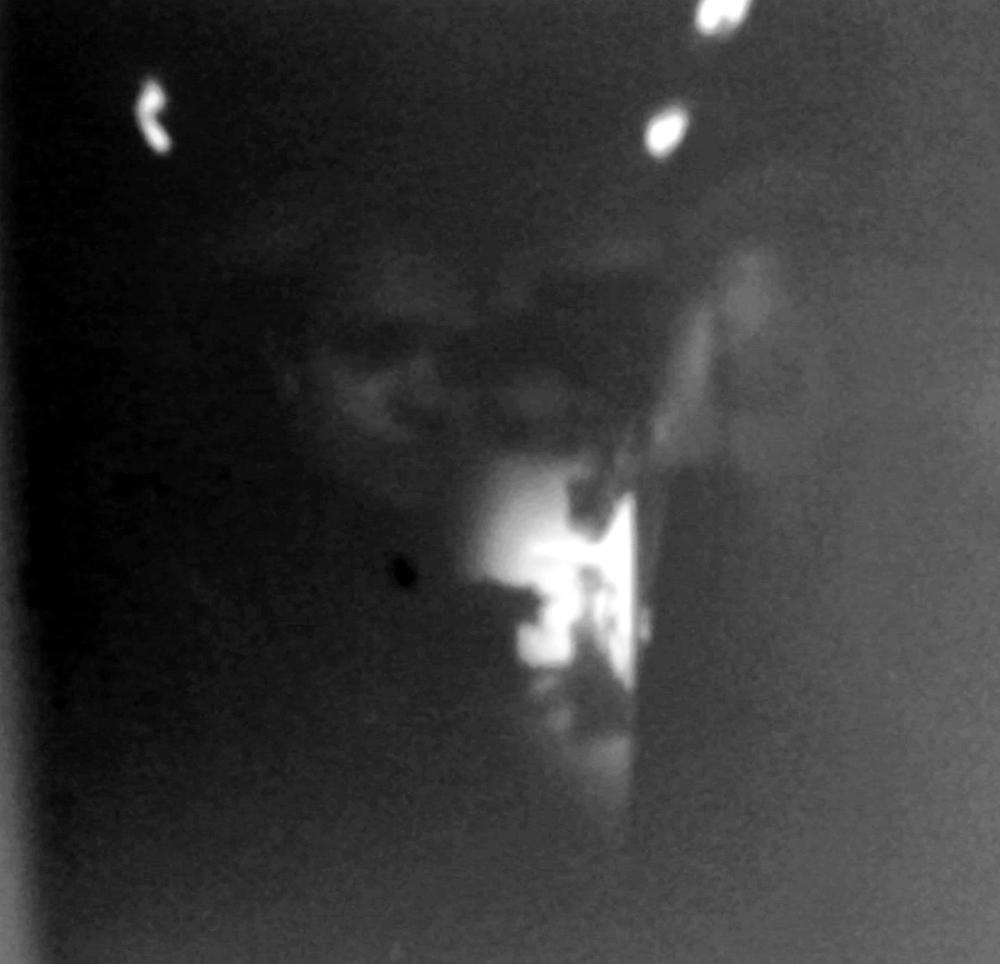 Selfie mit Lochkamera, No 22