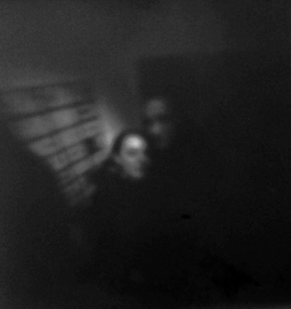 Selfie mit Lochkamera, No 37