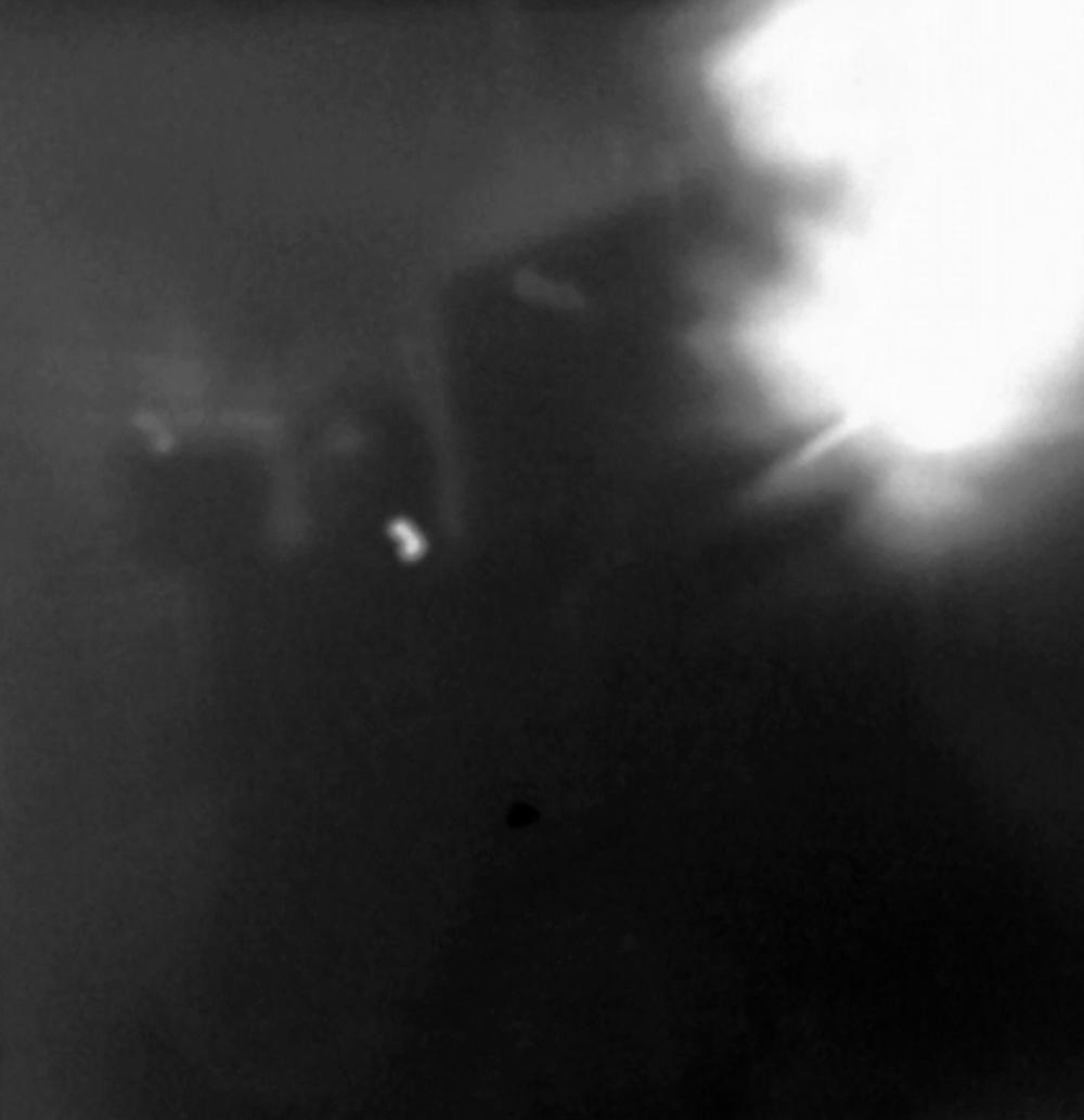 Selfie mit Lochkamera, No 52