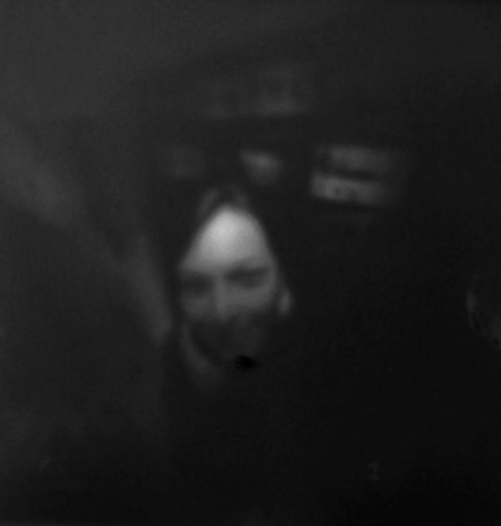 Selfie mit Lochkamera, No 53