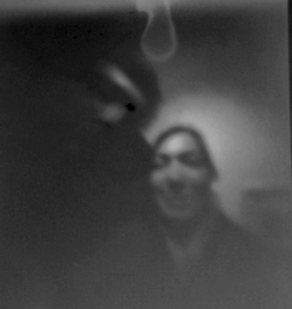 Selfie mit Lochkamera, No 55