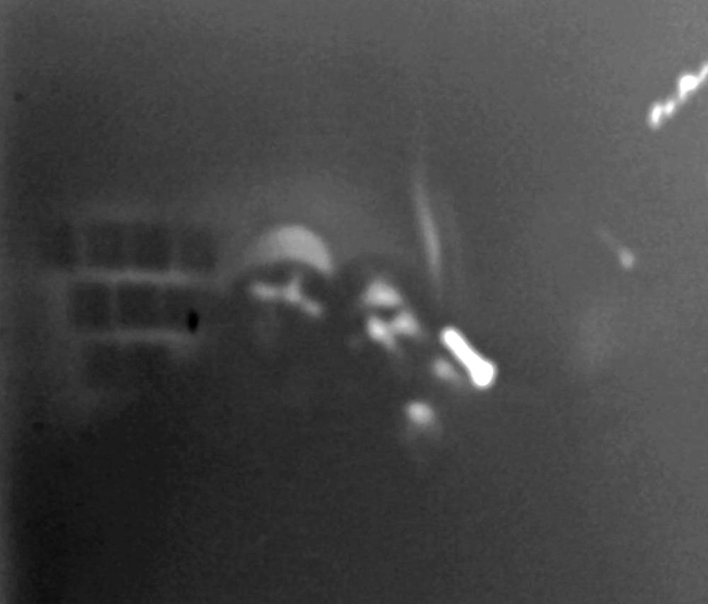 Selfie mit Lochkamera, No 64