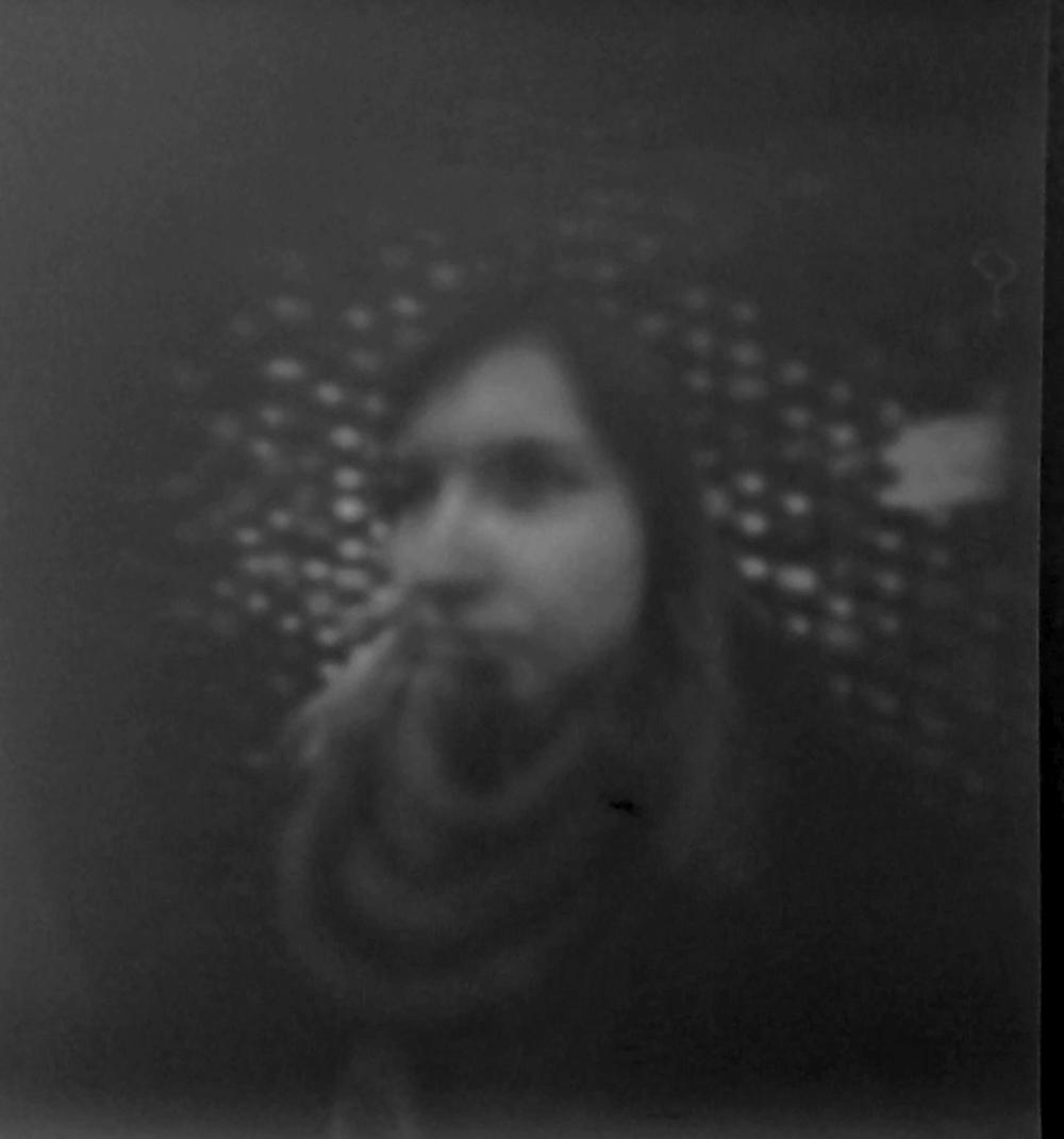 Selfie mit Lochkamera, No 73