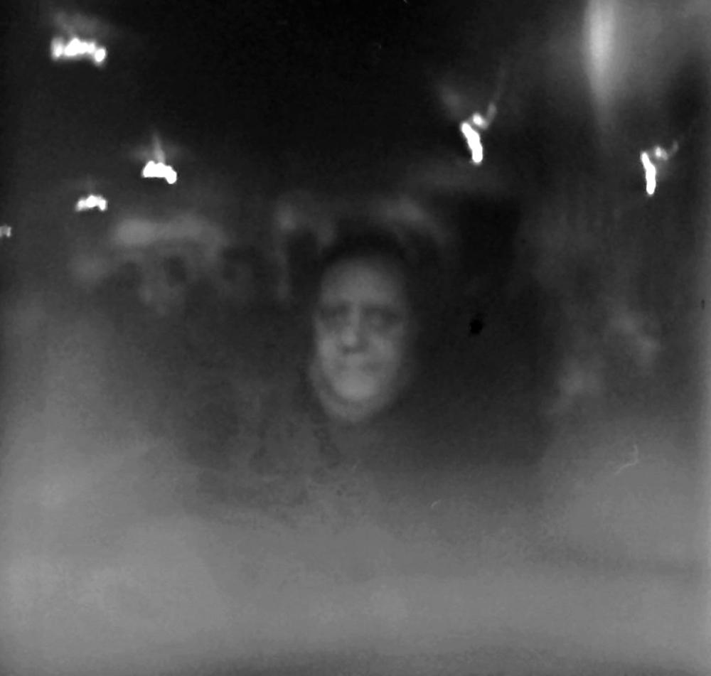 Selfie mit Lochkamera, No 83