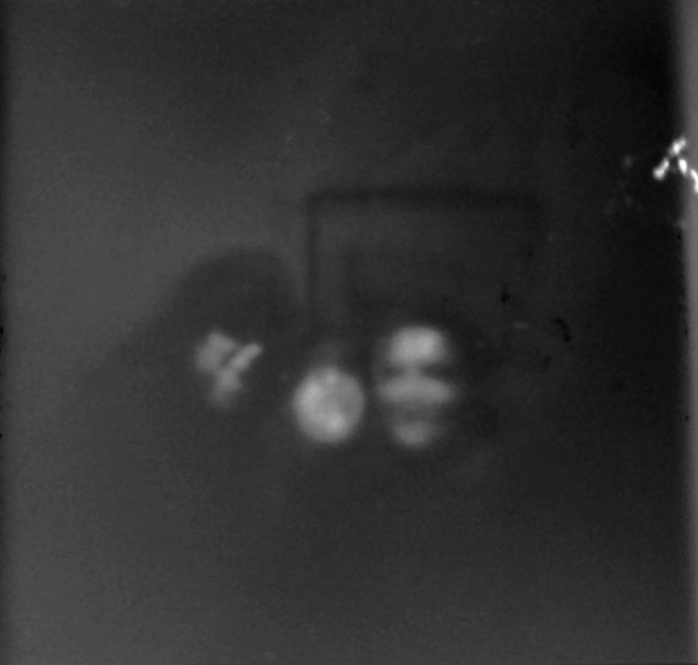 Selfie mit Lochkamera, No 84