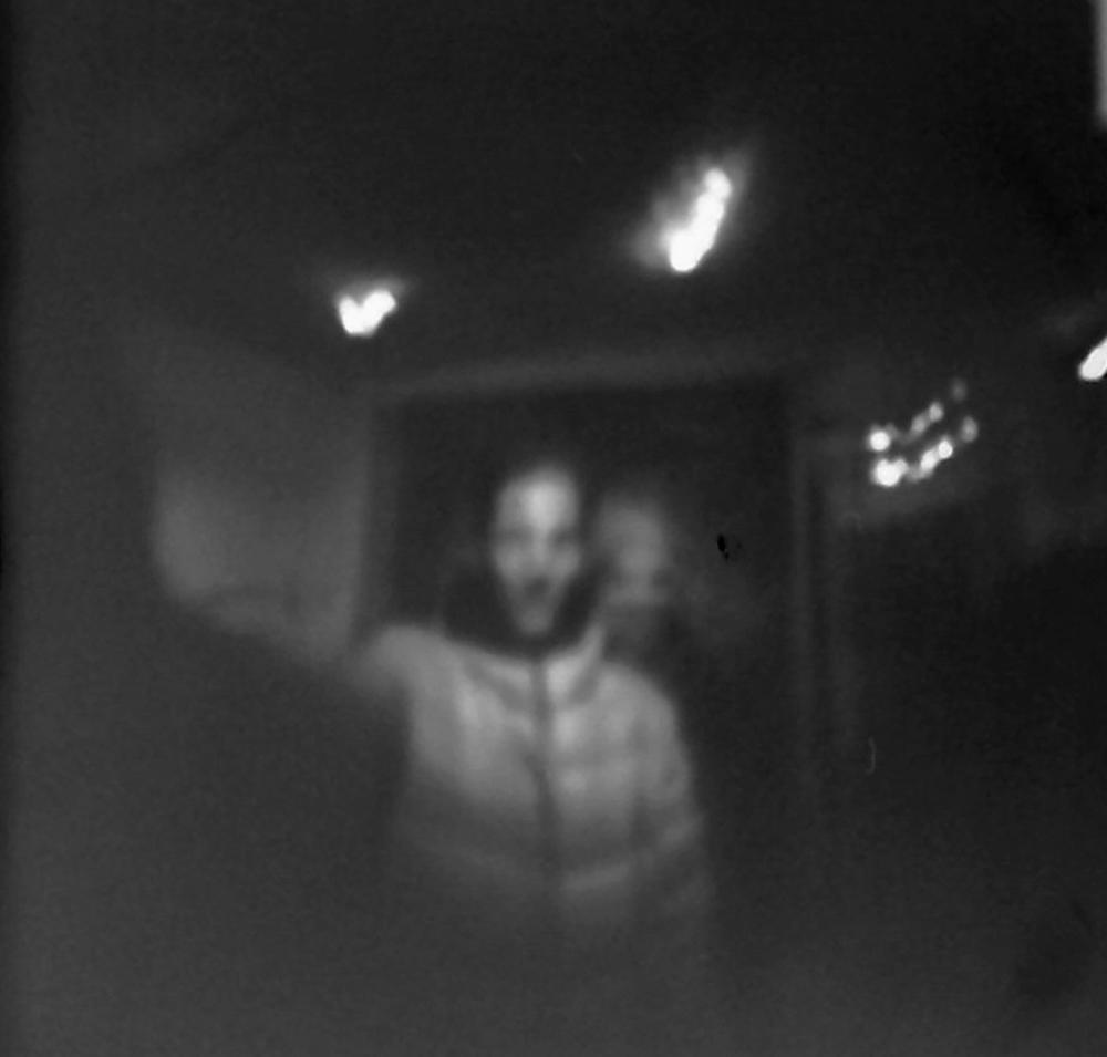 Selfie mit Lochkamera, No 86