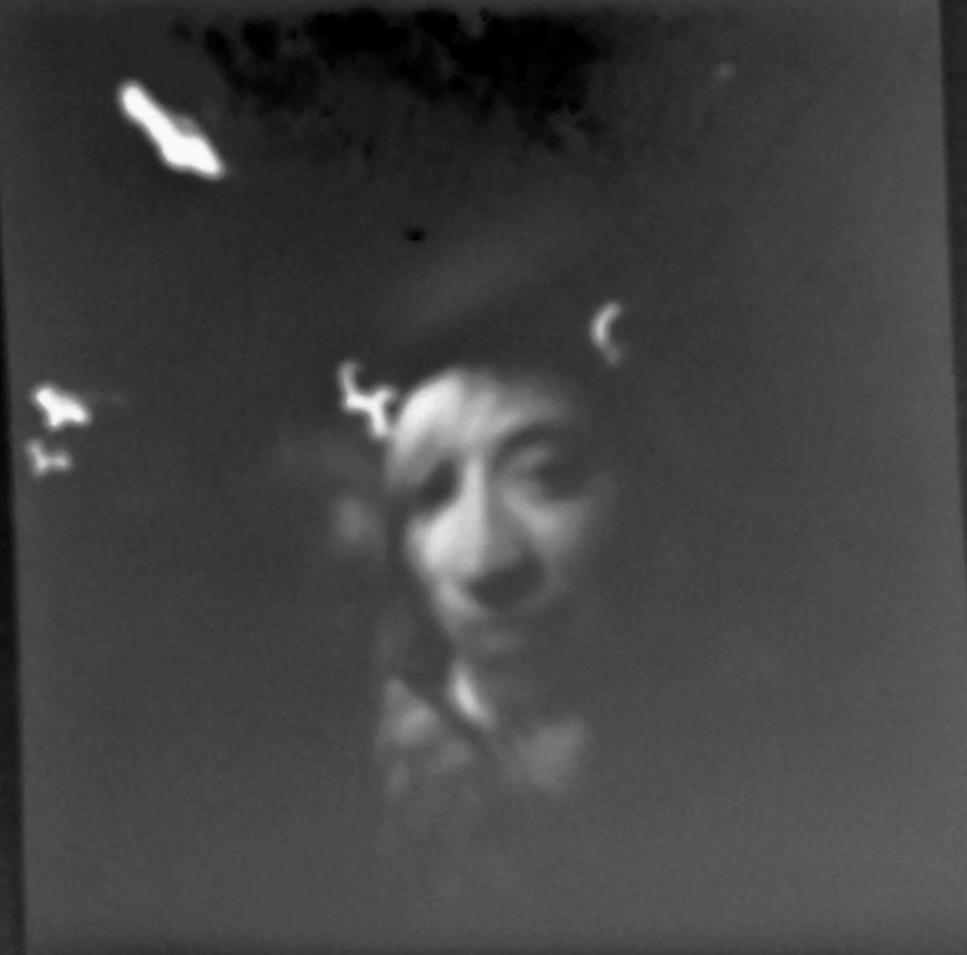 Selfie mit Lochkamera, No 94