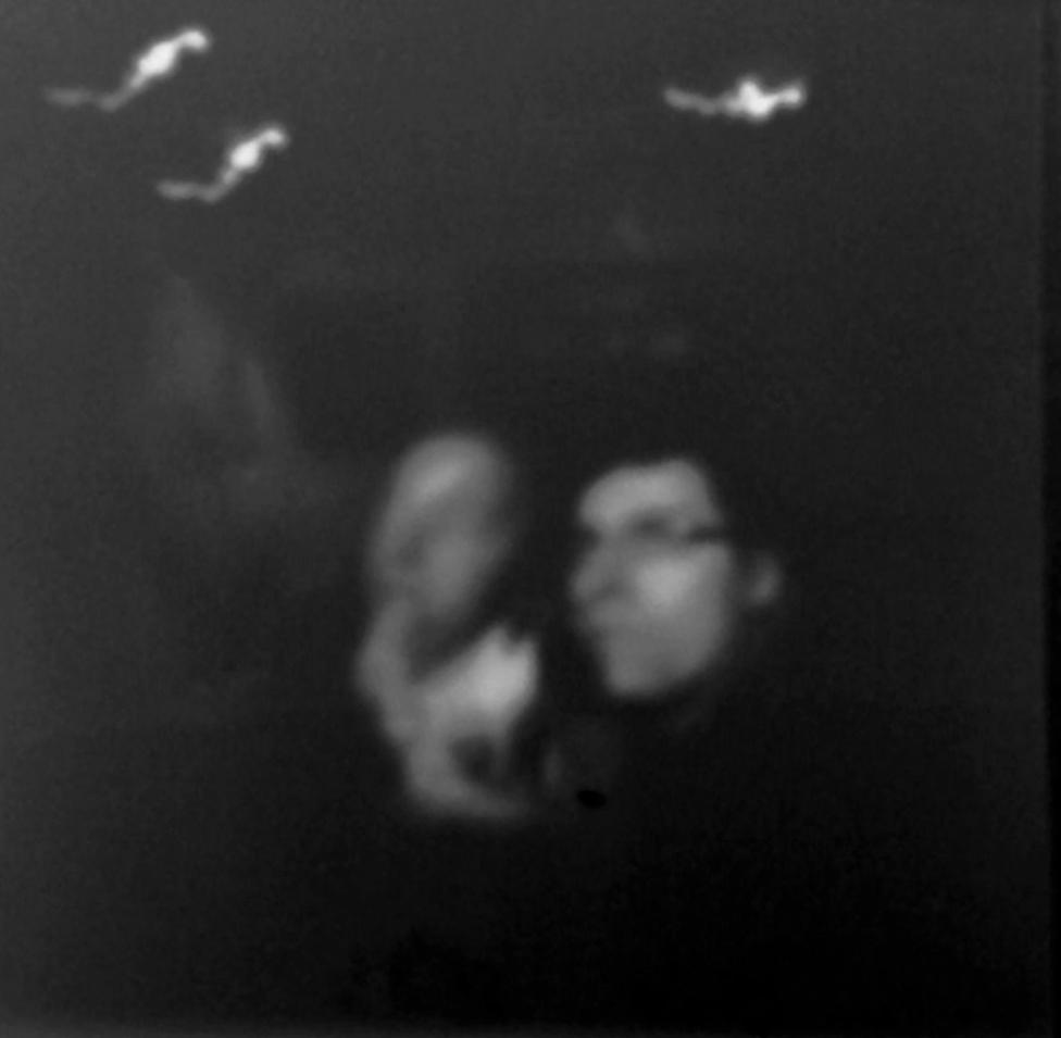 Selfie mit Lochkamera, No 95